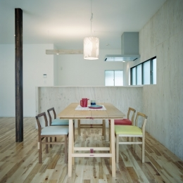 鵜の木リノベーション (ダイニング・キッチン 2)