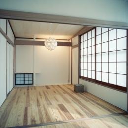鵜の木リノベーション (和室 1)