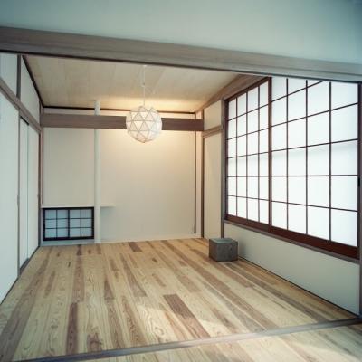 和室 1 (鵜の木リノベーション)