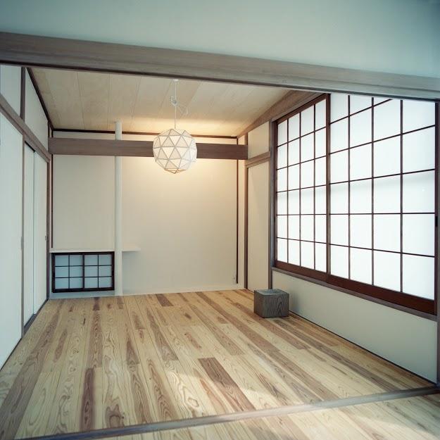 鵜の木リノベーションの写真 和室 1