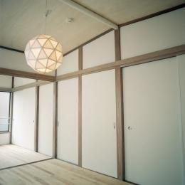 鵜の木リノベーション (和室 2)