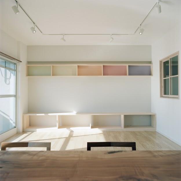 新松戸リノベーションの部屋 リビング