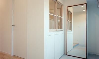 玄関 2|新松戸リノベーション