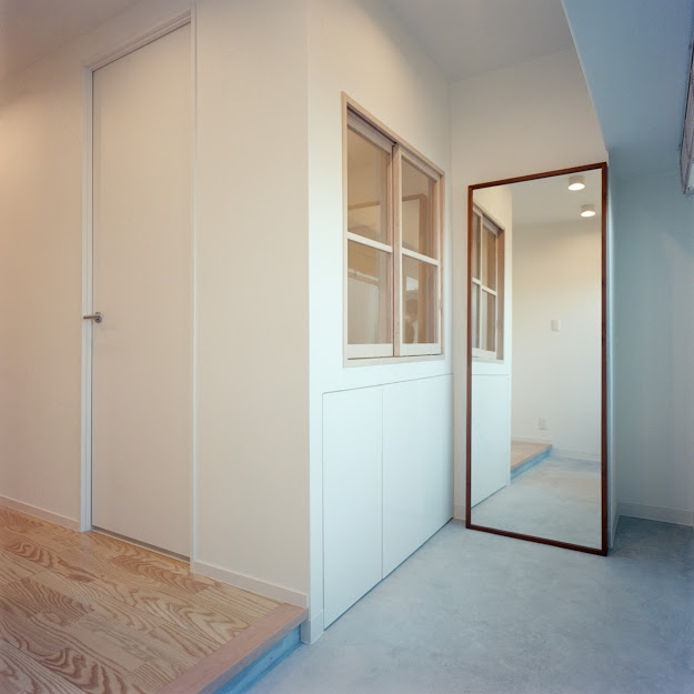 新松戸リノベーションの部屋 玄関 2