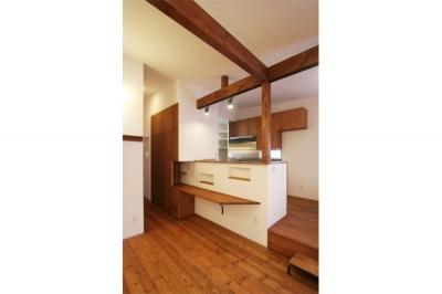 キッチン (つなぐ家)