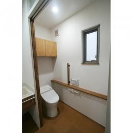 つなぐ家 (トイレ)