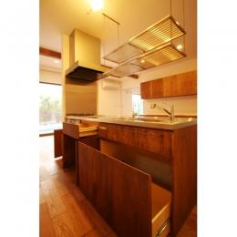 可能性の家 芝の家 (キッチン収納)