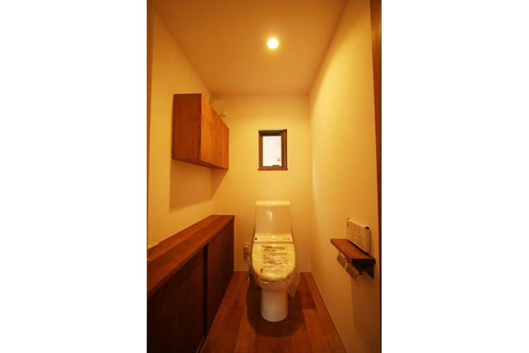 可能性の家 芝の家の部屋 トイレ