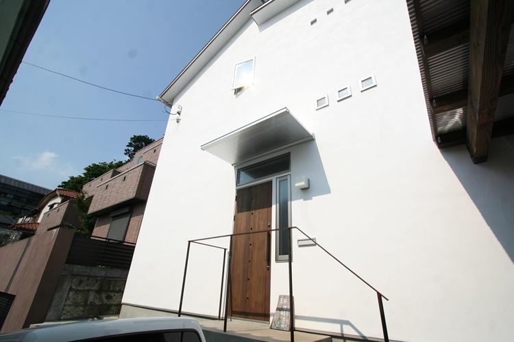 可能性の家 芝の家の部屋 外観(玄関側)