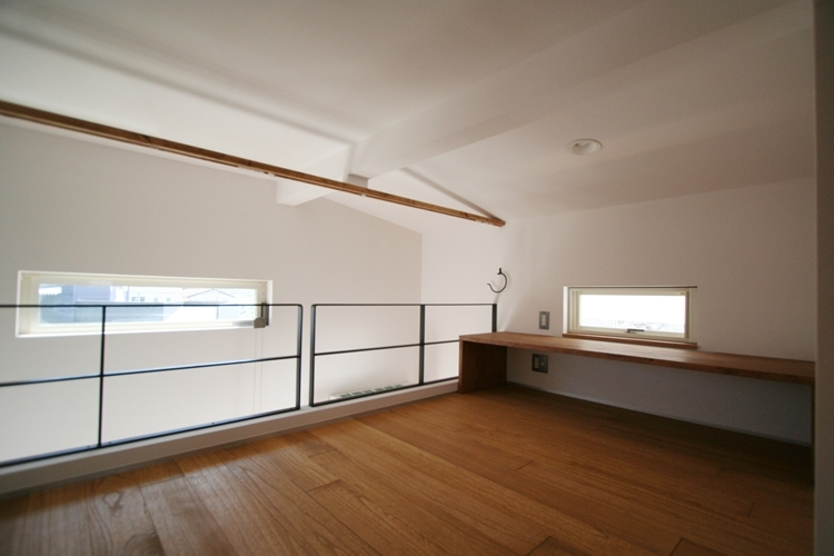 ぬくもりのある家 大間木の家 (多目的スペース)