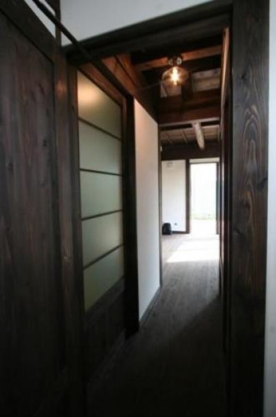 廊下 (創る・育てる・楽しむ住まい 東大宮の家)
