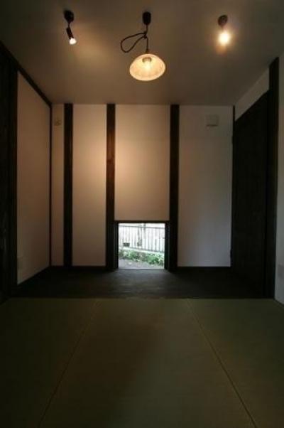 和室 (創る・育てる・楽しむ住まい 東大宮の家)