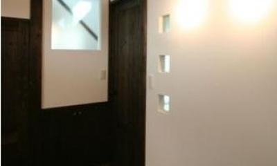 廊下|創る・育てる・楽しむ住まい 東大宮の家