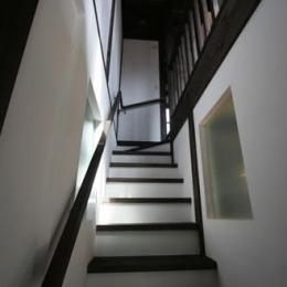 階段(下部)