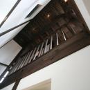 創る・育てる・楽しむ住まい 東大宮の家の写真 階段天井