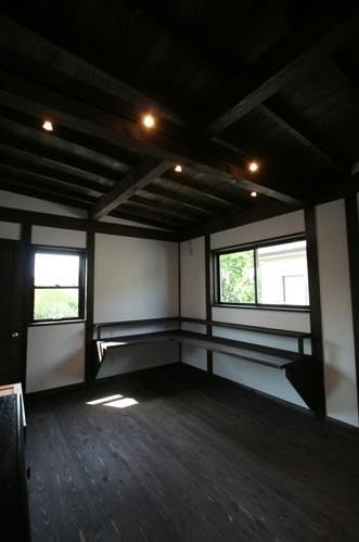 創る・育てる・楽しむ住まい 東大宮の家の部屋 ベッドルーム