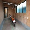 創る・育てる・楽しむ住まい 東大宮の家の写真 車庫