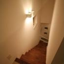 階段(上部)
