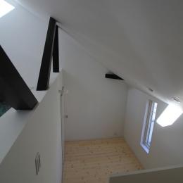 オウチ18・仙台 SOHOの家の写真 子供室からの眺め