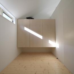 仙台 SOHOの家 OUCHI-18 (予備室)
