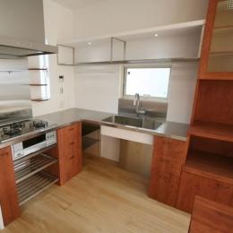 ミックススタイル 上青木の家 (キッチン)