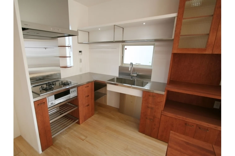 ミックススタイル 上青木の家の部屋 キッチン