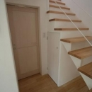 ミックススタイル 上青木の家の写真 階段(下部)