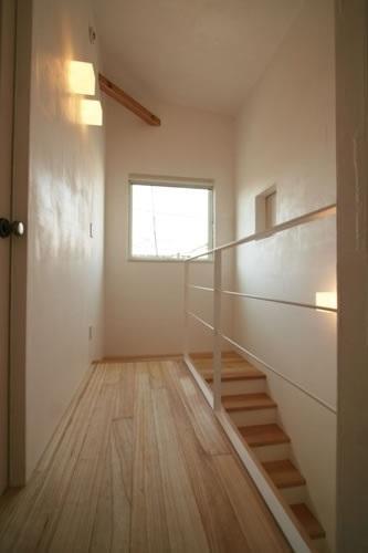 ミックススタイル 上青木の家の部屋 階段(上部)