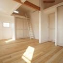 ミックススタイル 上青木の家の写真 ベッドルーム