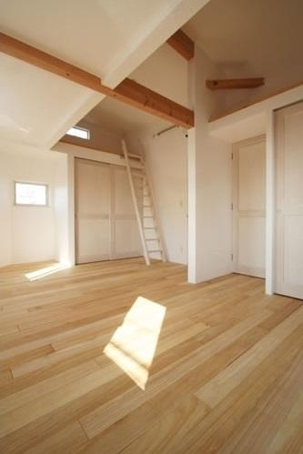 ミックススタイル 上青木の家の部屋 ベッドルーム