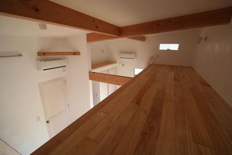 ミックススタイル 上青木の家の部屋 ロフト