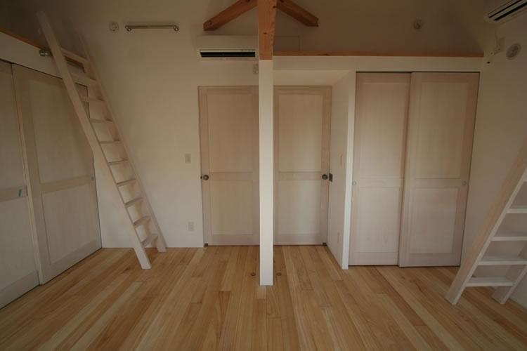 ミックススタイル 上青木の家の部屋 子供部屋