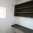 ミックススタイル 上青木の家の写真 書斎