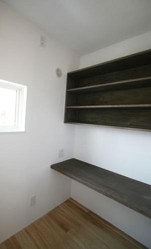 ミックススタイル 上青木の家の部屋 書斎