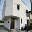 ミックススタイル 上青木の家の写真 外観