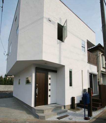 ミックススタイル 上青木の家 (外観)
