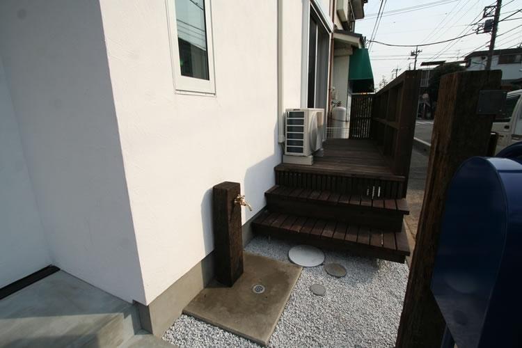 ミックススタイル 上青木の家の部屋 水作業場