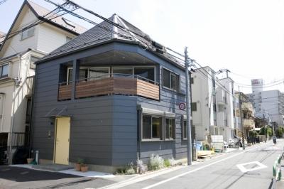 外観 (Himawari house)