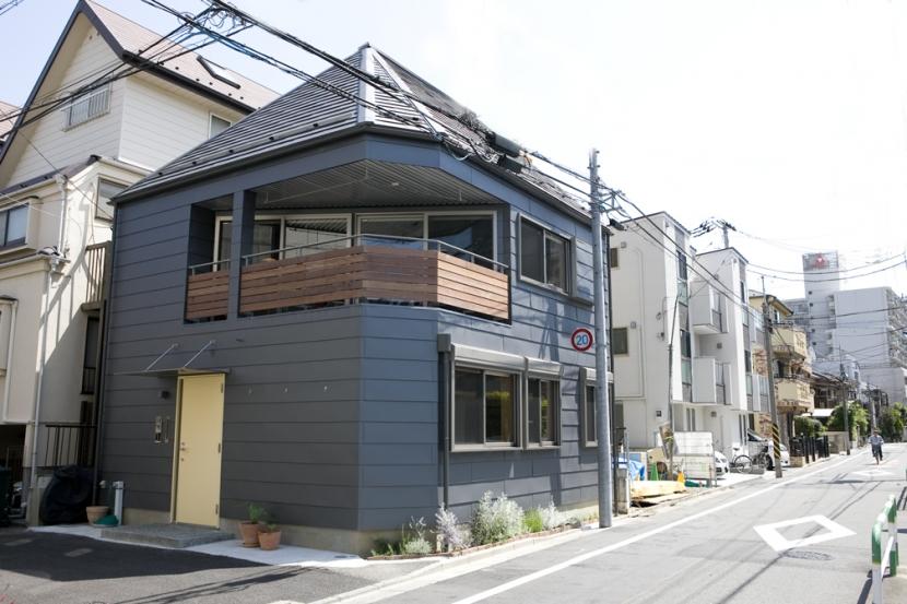 Himawari house (外観)
