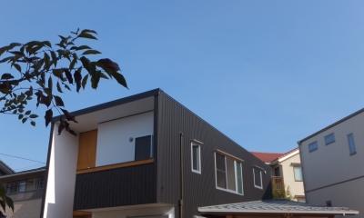 変形敷地に建つ陽がサンサン降りそそぐ家 埼玉県飯能市・O邸