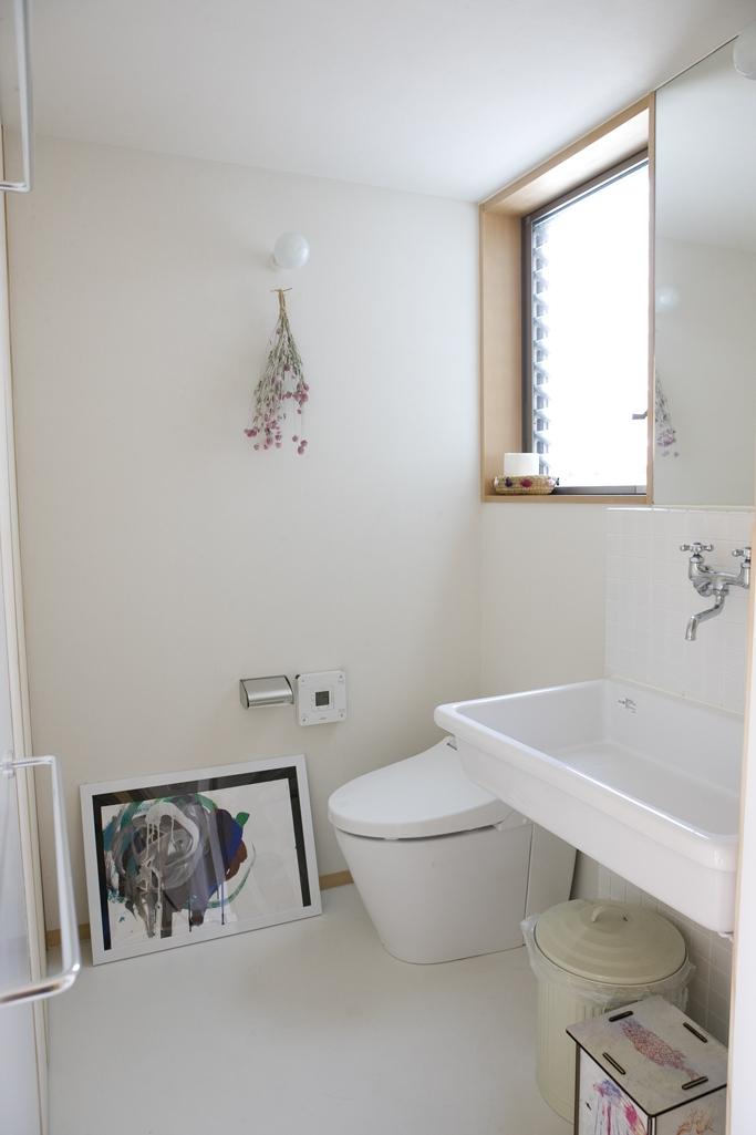 Himawari houseの部屋 洗面・脱衣・トイレ