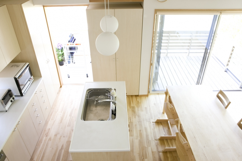 建築家:田中ナオミアトリエ「100K先のプロヴァンス」