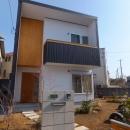 本橋  裕基の住宅事例「変形敷地に建つ陽がサンサン降りそそぐ家 埼玉県飯能市・O邸」