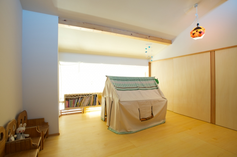 建築家:オカヒラ建築設計ジムショ「西遊馬の家(子育て世代の住まい)」