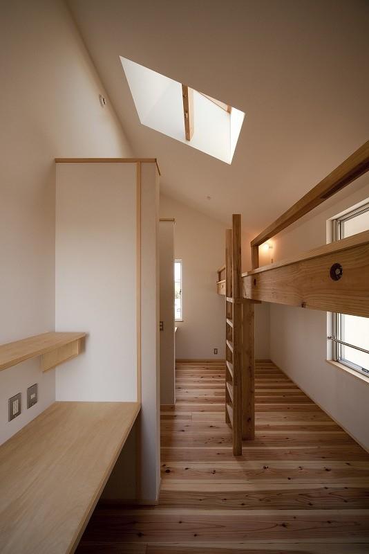 建築家:オカヒラ建築設計ジムショ「ふじみ野の家(子育て世代の住まい)」