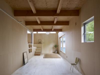 ファミリールーム (三滝の家)