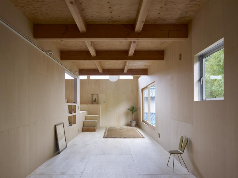 三滝の家の部屋 ファミリールーム