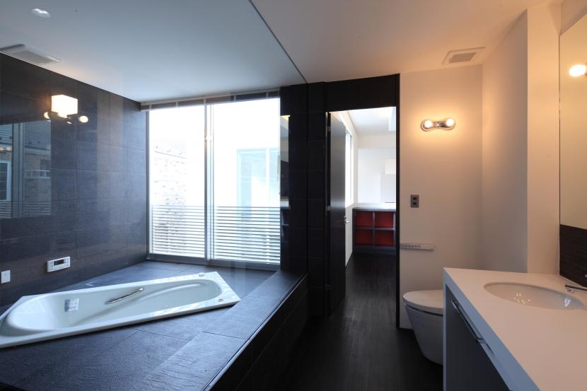W-houseの部屋 バスルーム