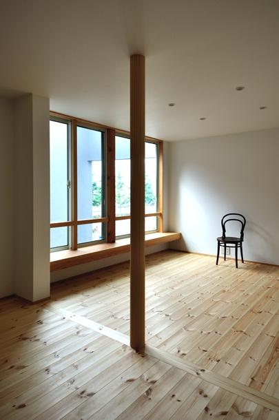 建築家:小川 宗志「六条の家」