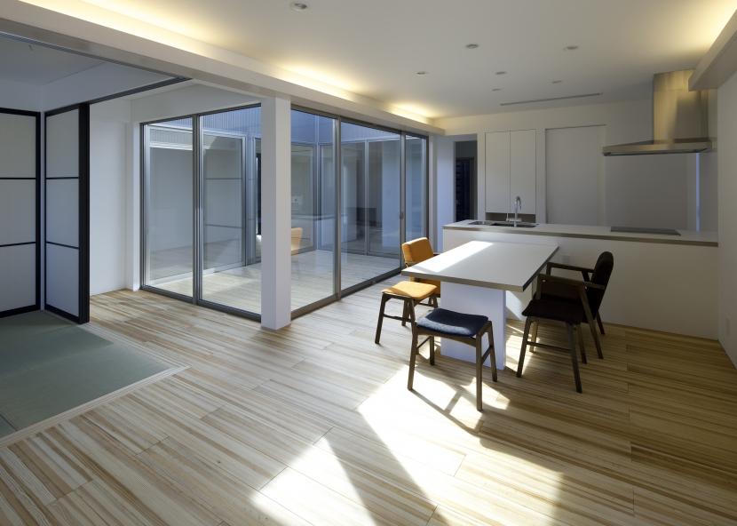 筑後の家の部屋 LDK1